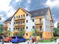 Prodej bytu 3+kk v osobním vlastnictví 71 m², Polná
