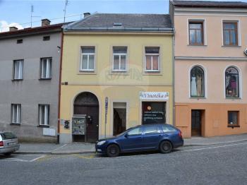 Pronájem komerčního objektu 45 m², Humpolec