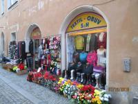 Pronájem obchodních prostor 102 m², Jihlava