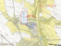 Prodej pozemku 3000 m², Luka nad Jihlavou