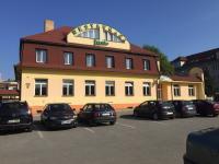 Pronájem restaurace 370 m², Pelhřimov