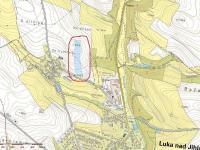 Prodej pozemku 48598 m², Luka nad Jihlavou