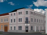 Pronájem obchodních prostor 58 m², Humpolec