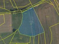 Prodej pozemku 5021 m², Průhonice