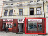 Pronájem komerčního objektu 33 m², Jaroměř