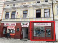 Pronájem obchodních prostor 33 m², Jaroměř