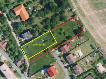 Prodej pozemku 1087 m², Horní Cerekev