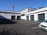 Pronájem komerčního prostoru (skladovací) v osobním vlastnictví, 320 m2, Pelhřimov