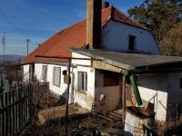 pohled seshora - Prodej chaty / chalupy 65 m², Lubenec