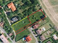 Možnost rozdělení pozemku - Prodej pozemku 1461 m², Horní Cerekev