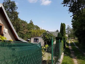 příjezdová komunikace - Prodej chaty / chalupy 80 m², Kamenný Přívoz