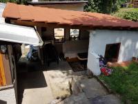 pohled od vstupní branky - Prodej chaty / chalupy 80 m², Kamenný Přívoz