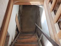 schody ve výminku - Prodej chaty / chalupy 80 m², Kamenný Přívoz