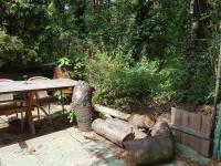venkovní sezení - Prodej chaty / chalupy 80 m², Kamenný Přívoz