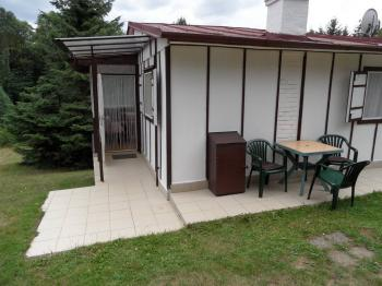 chata vstup - Prodej chaty / chalupy 55 m², Přibyslavice
