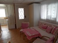 obývací pokoj - Prodej chaty / chalupy 55 m², Přibyslavice