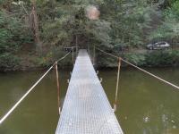 most k chatám přes řeku Jihlavu k  - Prodej chaty / chalupy 55 m², Přibyslavice