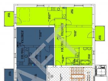 Prodej bytu 3+kk v osobním vlastnictví 75 m², Pelhřimov