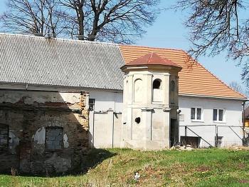 Prodej historického objektu 500 m², Čížkov