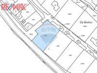 Prodej pozemku 1821 m², Třebíč