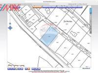 Prodej pozemku 1808 m², Třebíč