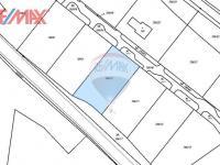 Prodej pozemku 1613 m², Třebíč