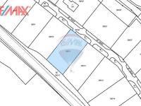 Prodej pozemku 1639 m², Třebíč