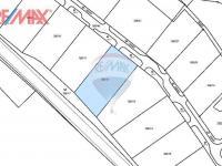 Prodej pozemku 1747 m², Třebíč