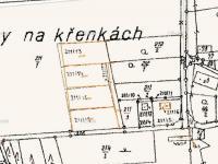 Prodej pozemku, 1251 m2, Kozlany