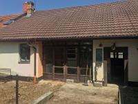 Pohled ze dvora (Prodej domu v osobním vlastnictví 50 m², Kobeřice u Brna)