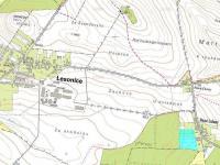 Prodej pozemku 20674 m², Lesonice