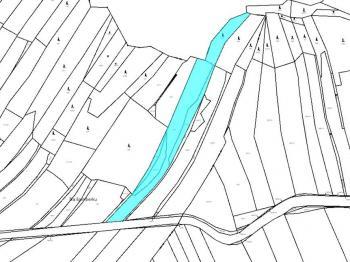 Prodej pozemku 6837 m², Vidonín