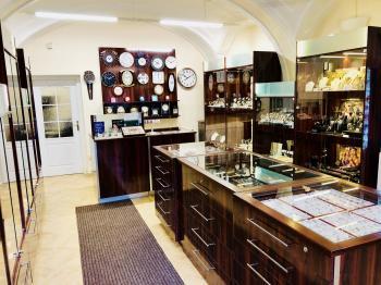 Pronájem obchodních prostor 74 m², Třebíč