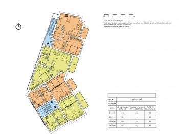 Prodej bytu 1+1 v osobním vlastnictví 42 m², Brno