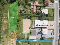 Prodej pozemku, 1052 m2, Pozořice