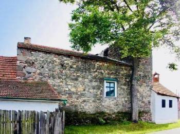 Prodej historického objektu, 200 m2, Nárameč