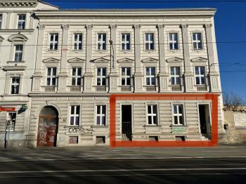 Pronájem komerčního prostoru (kanceláře) v osobním vlastnictví, 125 m2, Brno