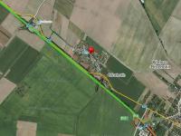 Prodej pozemku 4090 m², Křelov-Břuchotín