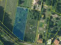 Prodej pozemku 1700 m², Ústín