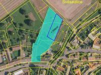 Prodej pozemku 1008 m², Svésedlice