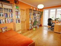 Pokoj s balkónem (Prodej bytu 3+kk v osobním vlastnictví 70 m², Olomouc)