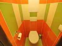 Samostatné WC (Prodej bytu 3+kk v osobním vlastnictví 70 m², Olomouc)