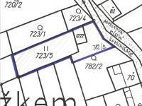 Prodej pozemku 1120 m², Bohuslávky