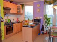 Kuchyně (Prodej bytu 3+kk v osobním vlastnictví 74 m², Olomouc)