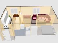 Pronájem bytu 1+1 v osobním vlastnictví 36 m², Štěpánov