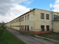 Budova z venku (Prodej komerčního objektu 6578 m², Olomouc)
