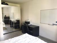 ložnice (Prodej bytu 2+kk v osobním vlastnictví 42 m², Olomouc)