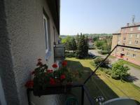 výhled z pokoje (Prodej bytu 3+kk v osobním vlastnictví 70 m², Olomouc)