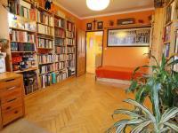 kvalitní parketové podlahy (Prodej bytu 3+kk v osobním vlastnictví 70 m², Olomouc)