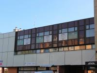 restaurace okna zvenku (Pronájem restaurace 400 m², Olomouc)